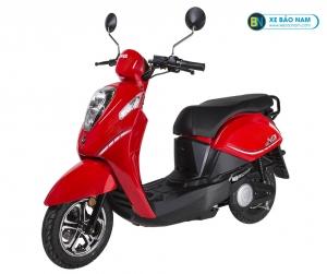 Xe máy điện EV Elite màu đỏ