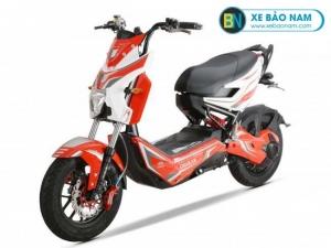 Xe máy điện Osakar One 1 Xmen màu đỏ trắng