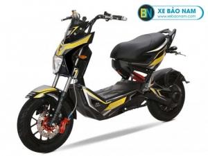 Xe máy điện Osakar One 1 Xmen màu đen tem vàng