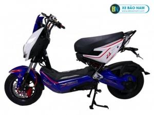 Xe máy điện Osakar Xmen Z3 màu xanh