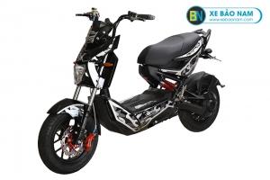 Xe máy điện Xmen Kuhama màu đen