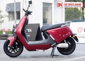Xe máy điện YADEA G5 màu đỏ MỚI NHẤT 2019