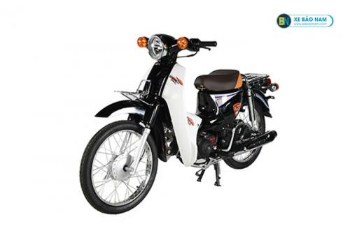 Xe máy 50cc Cub Detect màu đen