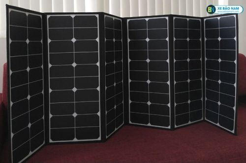 Fordable Solar 200W, 36V