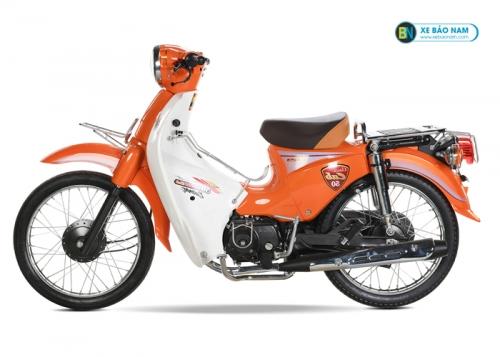 Xe Cub 81 màu cam