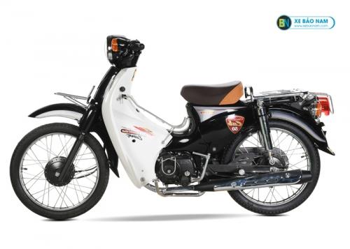 Xe Cub 81 màu đen