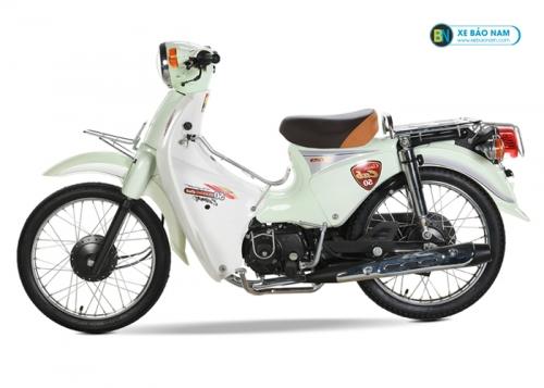 Xe Cub 81 màu trắng