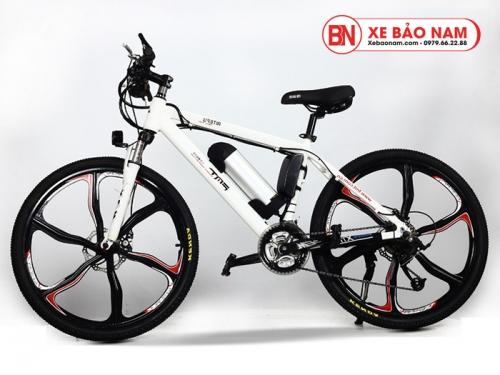 Xe đạp điện địa hình FMT giá tốt nhất thị trường 2020