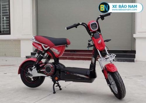 Xe máy điện M133 S600 JVC màu đỏ