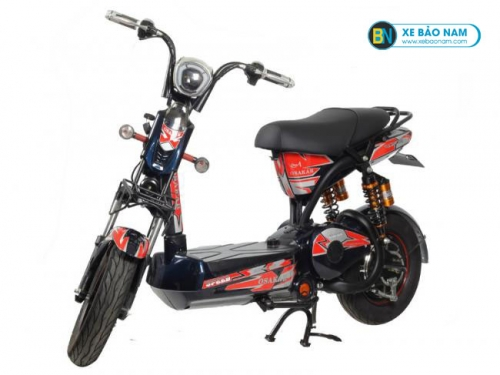 Xe đạp điện Osakar One A màu đỏ