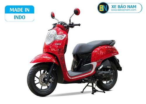 Xe ga Scoopy Indo 110cc màu Đỏ
