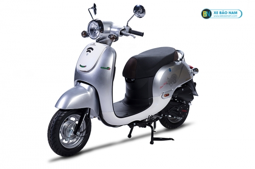 Xe ga 50cc Giorno Màu Bạc (Hết hàng)