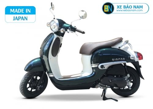 Xe ga 50cc Honda Giorno 2019 Nhật Bản Nhập khẩu màu xanh đậm