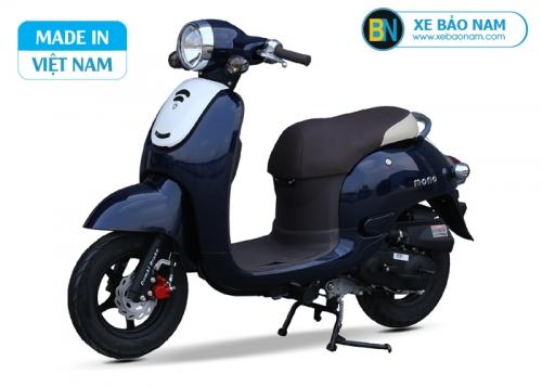 Xe ga 50cc Giorno phanh đĩa màu xanh cửu long