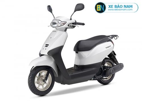 Xe ga 50cc Honda Tact Nhập Khẩu màu trắng