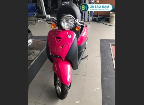 Xe ga 50cc Honda Today nhập khẩu màu hồng