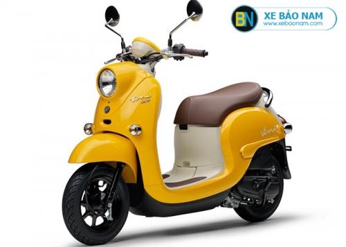 Xe ga 50cc Yamaha Vino Nhật Bản nhập khẩu 2019 màu vàng