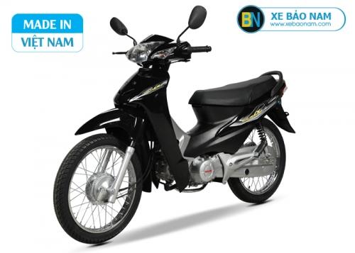 Xe máy Wave 50cc Dealim màu đen