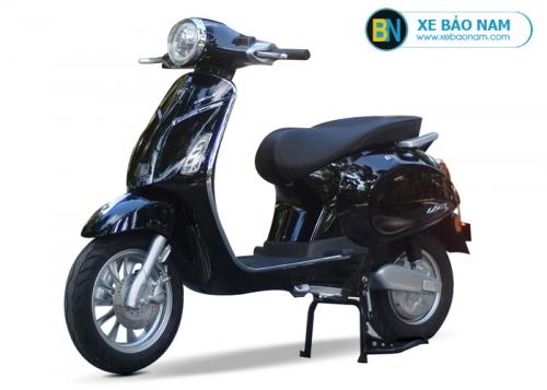Xe máy điện Vespa Lima 2019 màu đen 2 phanh đĩa