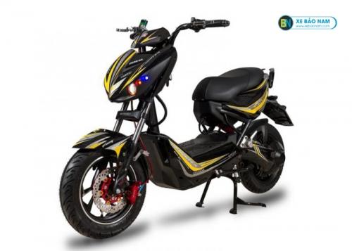 Xe máy điện Xmen Hunter Osakar màu vàng