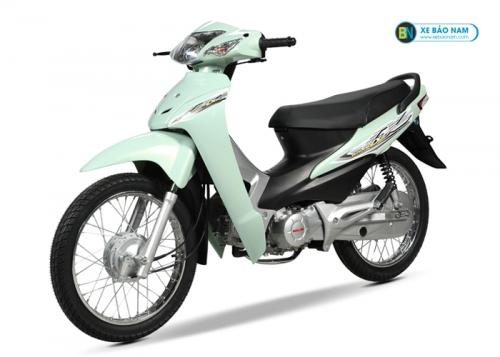 Xe máy Wave 50cc Màu Xanh Ngọc