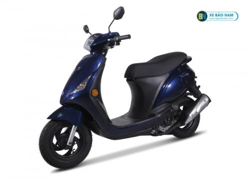 Xe ga Zipi 50cc đời mới màu xanh cửu long