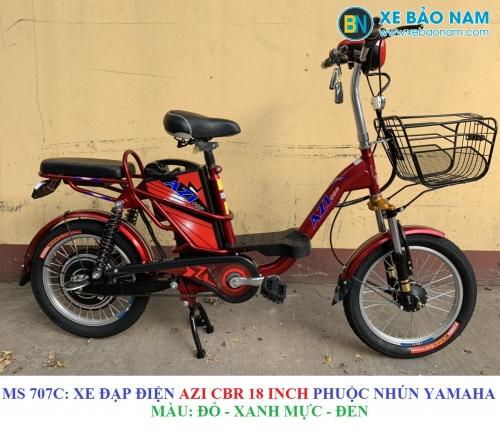 Xe đạp điện BMX Azi CRB Yamaha
