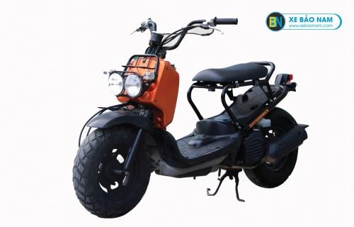 Xe ga honda Zoomer 50cc màu cam
