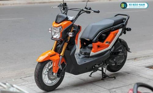 Xe ga Honda Zoomer X 110cc màu cam