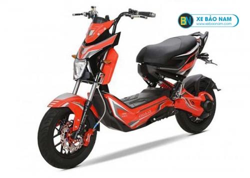 Xe máy điện Osakar One 1 Xmen màu đỏ đen