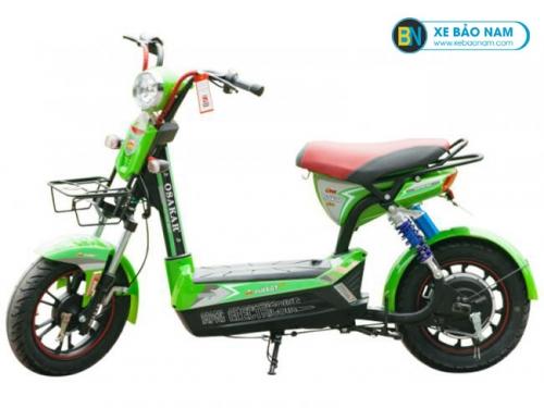 Xe máy điện Osakar S1 màu xanh nõn chuối