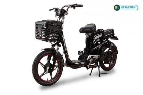 Xe đạp điện Osakar A9 màu đen