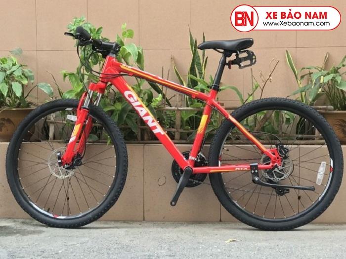 Xe đạp Giant ATX 618 màu đỏ