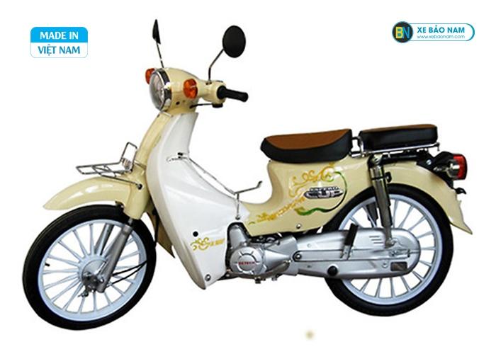 Xe máy Cub 50 81 Detech (Không cần bằng lái)