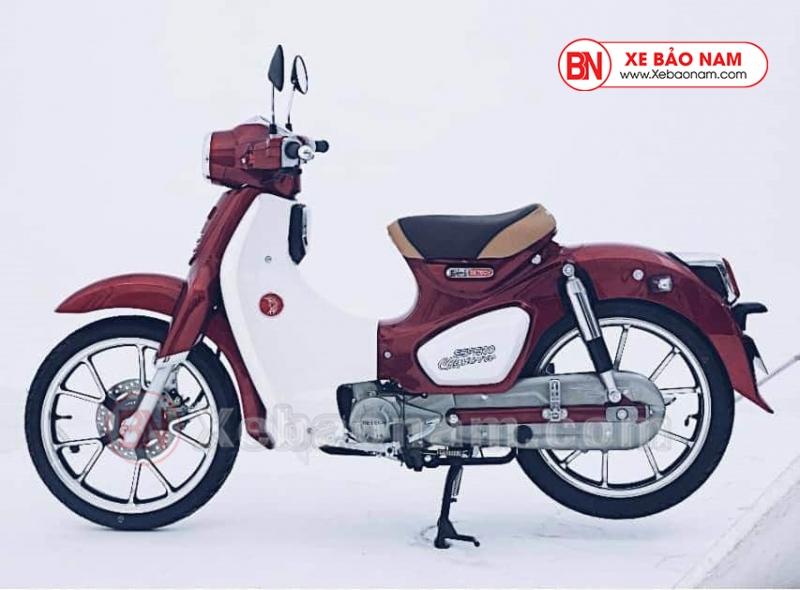 XE CUB 50CC ESPERO CLASSIC VVIP MÀU ĐỎ