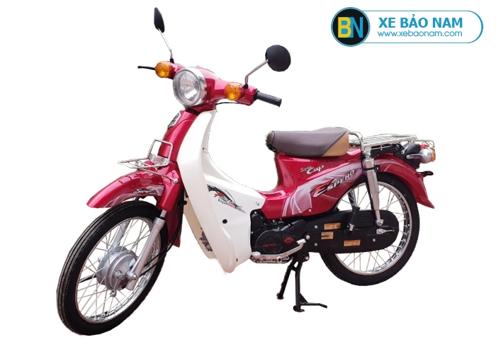 Xe Cub 50cc Cup Japan Espero màu đỏ
