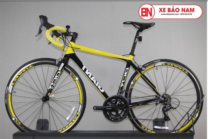 Xe đạp đua Giant OCR 5300 màu vàng