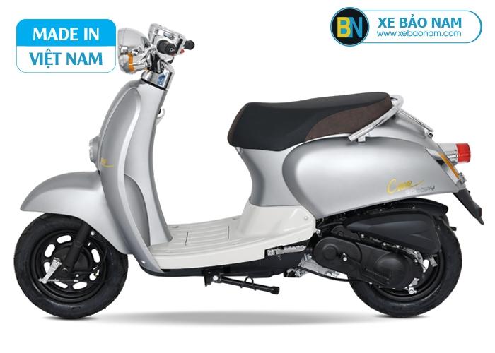 Xe ga 50cc Crea màu xám 2019 new
