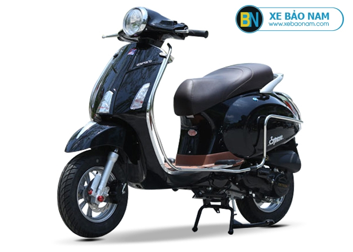 Xe ga 50cc Vespa Espero Detech màu đen