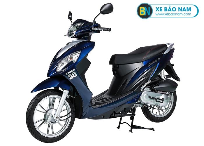 Xe máy Candy Hi 50 Kymco Màu xanh
