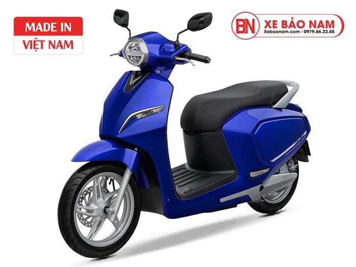 Xe máy điện Vinfast Klara A1 màu xanh (Pin Lithium)