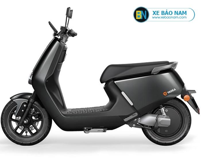Xe máy điện YADEA G5 màu đen MỚI NHẤT 2019