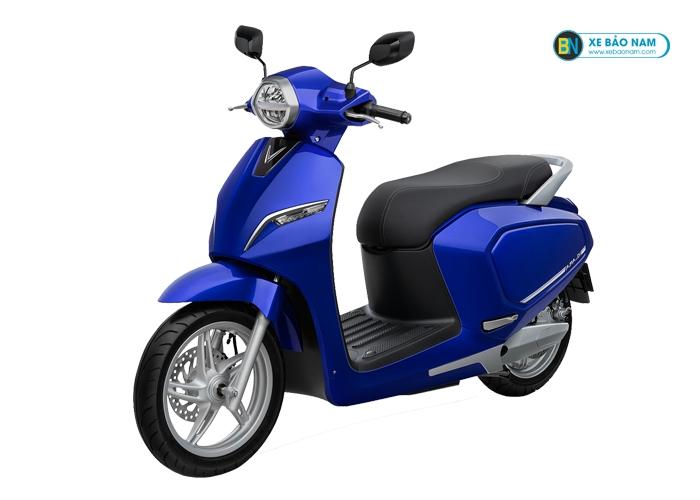 Xe máy điện Vinfast Klara màu xanh (Pin Lithium)