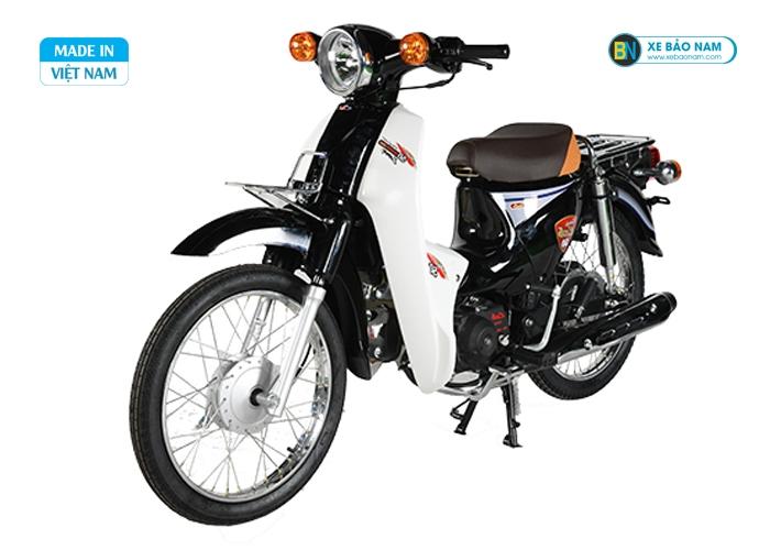 Xe máy 50cc Cub màu đen