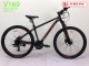 Xe đạp VinaBike V169 màu đỏ