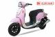 Xe ga 50cc Giorno 2 (Tem chìm) 2019 màu hồng