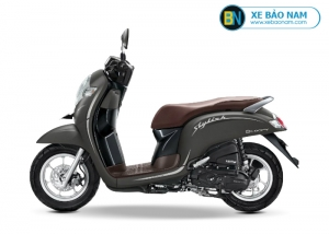 Xe ga Scoopy Indo 110cc màu nâu