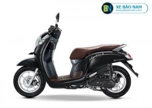 Xe ga Scoopy 110cc màu đen