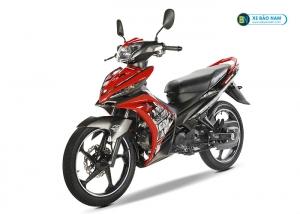 Xe máy Exciter 50cc Côn Tay 2019 màu đỏ
