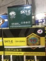 Ắc Quy Sky-E 12V 20AH